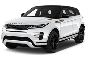 Rent LAND ROVER eVoque